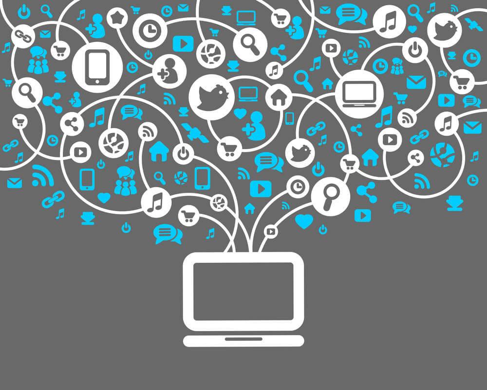 Capa do post sobre mídias sociais para políticos